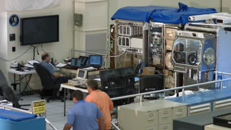 A-Sophisticated-3D-Printer-Is-Used-In-A-Nasa-Laboratory