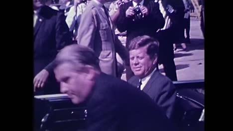 President-John-F-Kennedy-Tours-The-Marshall-Space-Flight-Center-With-Dr-Werhrner-Von-Braun-In-1962
