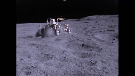 Apollo-11-Lunar-Rover-On-The-Moon
