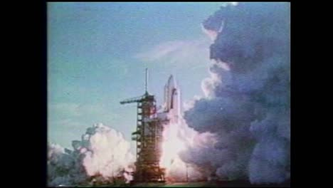 The-Launch-Of-The-First-Space-Shuttle-In-1981