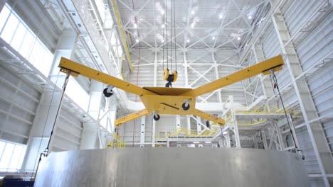 Los-Cohetes-Se-Construyen-Y-Prueban-En-Las-Instalaciones-De-Ensamblaje-De-Michoud-En-Nueva-Orleans