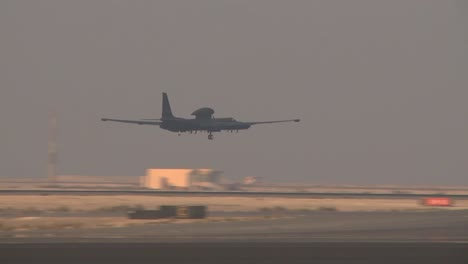 A-Us-Air-Force-U2-Spy-Reconnaissance-Plane-Takes-Off
