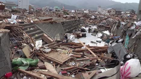 Search-And-Rescue-Teams-Hunt-For-Survivors-Following-The-Devastating-Earthquake-And-Tsunami-In-Japan-In-2013