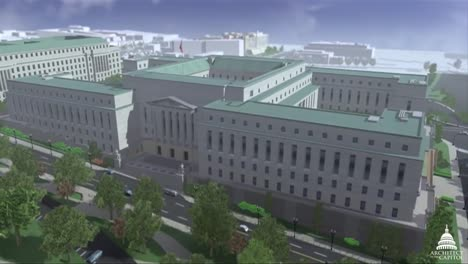An-Animated-Fly-By-Of-The-United-States-Capitol-Building-In-Washington-Dc-2