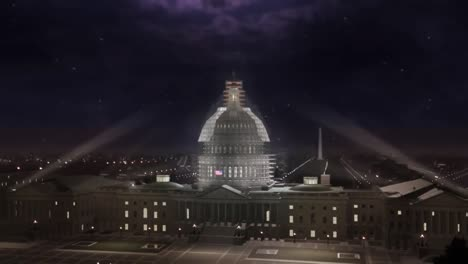 An-Animated-Fly-By-Of-The-United-States-Capitol-Building-In-Washington-Dc-Under-Renovation-1