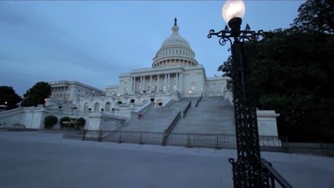 Tilt-Up-To-Us-Capitol-Building
