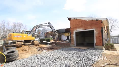 A-Suburban-Home-Is-Torn-Down