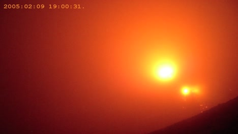 Time-Lapse-Footage-Of-A-Lava-Field-1