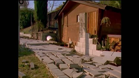 Structural-Damage-From-The-1994-Northridge-Earthquake