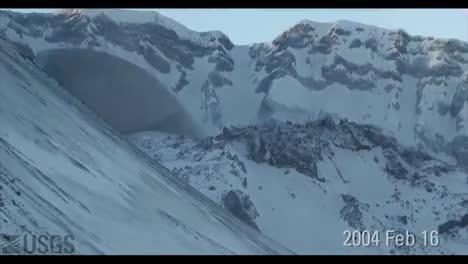 Zeitraffer-Video-Eines-Lavadoms-Der-Sich-2004-Auf-Dem-Mt-St-Helens-Bildete