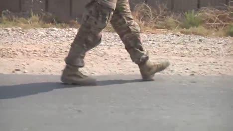 Marines-On-Foot-Patrol-In-The-Nangarhar-Province-Of-Afghanistan