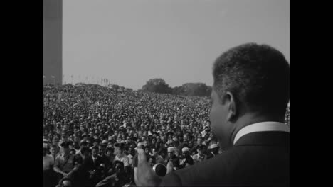 The-March-On-Washington-In-1963