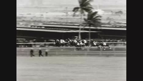 The-1931-Horse-Race-At-The-Hialeah-Opening-In-Miami-Florida