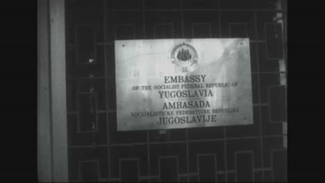 Yugoslav-Embassies-Are-Mysteriously-Bombed-In-Washington-And-New-York-In-1967