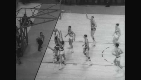University-Of-North-Carolina-Beats-Boston-College-In-A-Basketball-Game-In-1967