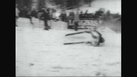 France-Wins-The-1967-World-Cup-Competition-In-Downhill-Skiing