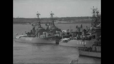La-Marina-Japonesa-Es-Bienvenida-A-La-Base-Naval-De-Newport-Rhode-Island-En-1967