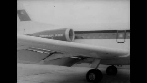 A-New-Turbo-Jet-Plane-Is-Invented-In-Europe-In-1967-For-Continental-Air-Travel