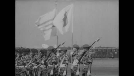 Vietnamese-Premier-Ky-And-Japanese-Premier-Sato-Confer-About-The-Vietnam-War-In-1967