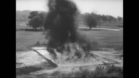 La-Armada-Demuestra-Cuán-Efectivo-El-Purplek-Puede-Extinguir-Incendios-En-1967