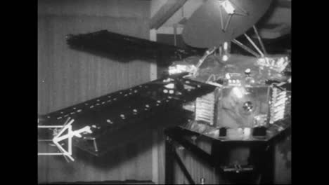 Data-From-The-Mariner-5-About-Venus-Is-Analyzed-At-Jet-Propulsion-Laboratory-In-California-In-1967