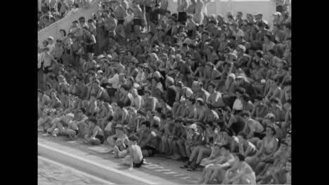 A-Womens-Diving-Meet-In-1935