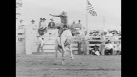 A-Rodeo-In-1935