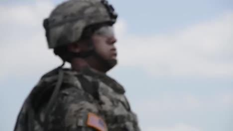 Soldiers-Undergo-Field-Training-In-Preparation-For-War-1