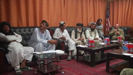 Afghan-Leaders-Meet-To-Discuss-Teaching-Techniques-With-Army-Leaders