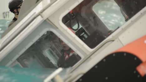 Shipwrecks-And-Escaping-Them-Are-Tested-At-A-Coast-Guard-Facility-2