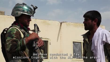 Afghan-National-Security-Forces-And-Afghan-Local-Police-Discuss-How-To-Increase-Security-And-Development-In-Afghanistan-2