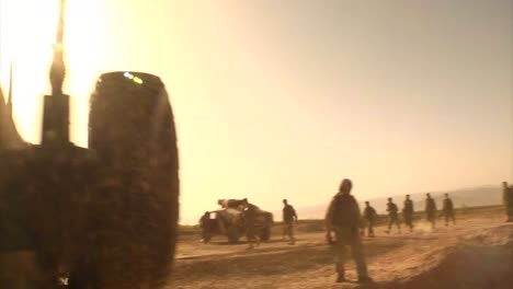 Soldiers-On-Patrol-In-Zabul-Province-Afghanistan