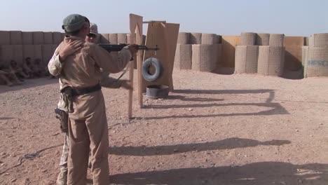 La-Policía-Y-Los-Soldados-Afganos-Aprenden-Tácticas-Del-Ejército-De-Los-EE-UU-