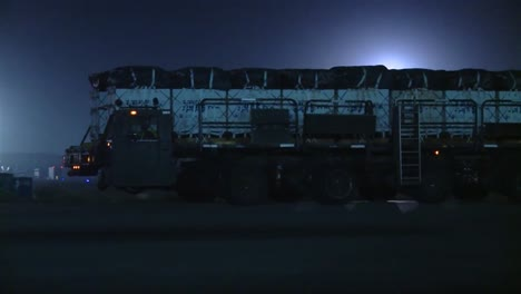 An-Army-Crew-Prepares-For-A-Nighttime-Airdrop-Over-Afghanistan