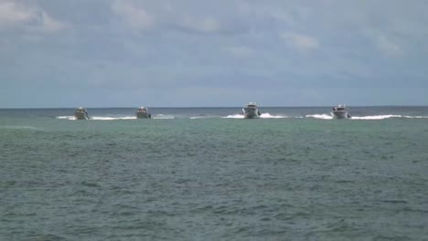 Guatemalan-Navy-And-Sailors-Are-Taught-How-To-Use-Small-Boats-To-Pursue-Drug-Smugglers