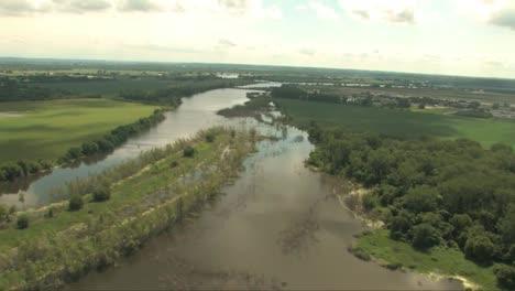 The-Missouri-River-Floods-In-June-2011