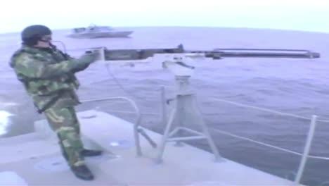 News-Footage-Of-Navy-Seals-In-Training-On-Machine-Gun-Watercraft