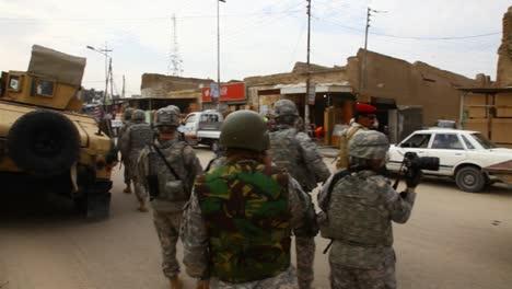 Various-Shots-Around-Az-Zubayr-And-Baghdad-Iraq
