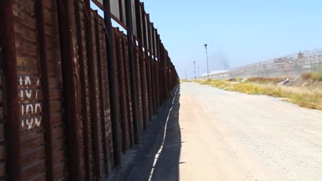 Shots-Of-The-Us-Mexico-Border-1