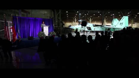 The-Air-Force-F22-Raptor-Is-Unveiled-At-A-Formal-Ceremony