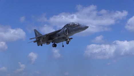 Marine-Harrier-Aircraft-In-Action-1