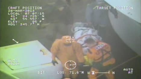 News-Style-Footage-Of-A-Person-Being-Rescued-From-A-Sinking-Ship