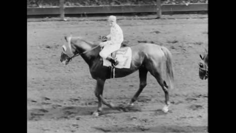 Arlington-Classic-Horse-Race-In-1935