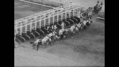 A-1936-Horserace