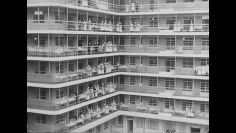 Das-Königliche-Krankenhaus-In-London-Im-Jahr-1938