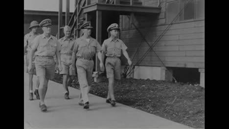 American-Troops-Invade-Okinawa-In-1945