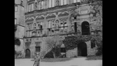 Amerikaner-Finanzieren-Nach-Dem-2-Weltkrieg-Einen-Neubau-An-Der-Universität-In-Heidelberg