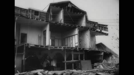 Earthquakes-Devastate-Chile-And-The-Philippines-In-1960