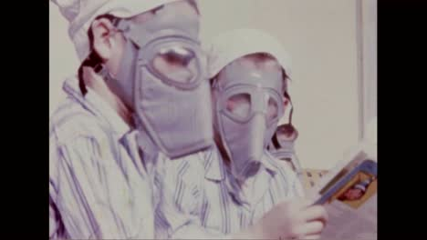 Civilian-Gas-Masks-Are-Proven-Effective-In-1960