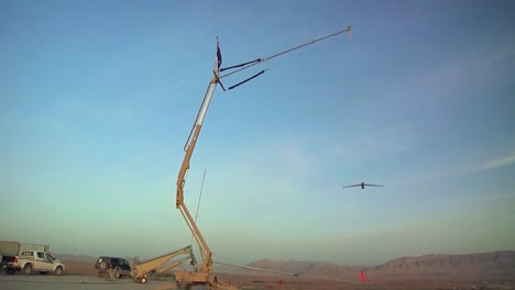 The-Scan-Eagle-Drone-Surveillance-Aircraft-In-Use-By-The-Us-Military-In-Afghanistan-1